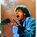 *happy birthday* July 26th great stamp Austria 55c (portrait Mick Jagger Rolling Stones) postage timbre Autriche selo sello francobollo Austria почтовые марки Австрия postzegel Oostenrijk طوابع النمسا frimærker østrig markica Austrija  टिकटों ऑस्ट्रिया fr