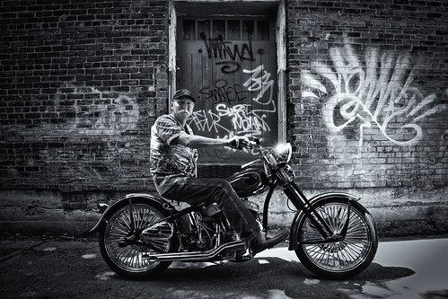 Harley Davidson 45 | by Metro Tiff