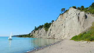 The Scarborough Bluffs .... Toronto (Scarborough) Ontario, Canada | by Greg's Southern Ontario (catching Up Slowly)