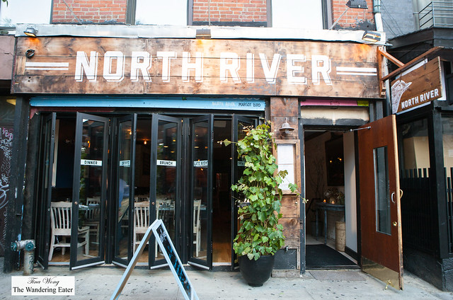 Exterior of North River