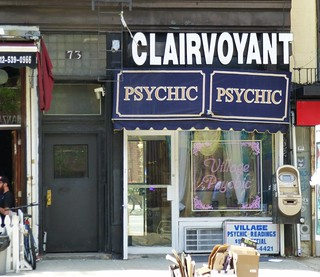 Psychic, 73 Second Avenue, East Village. | by Mike Licht, NotionsCapital.com