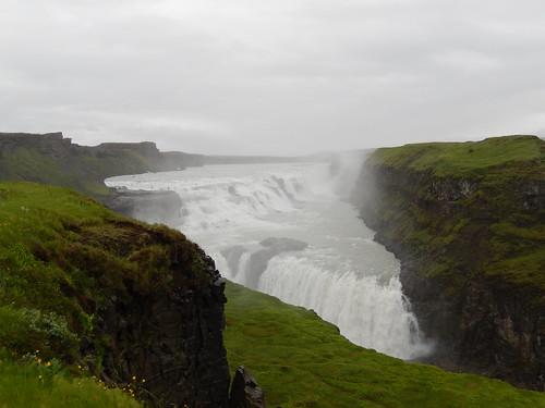 IJsland - Gullfoss - 1