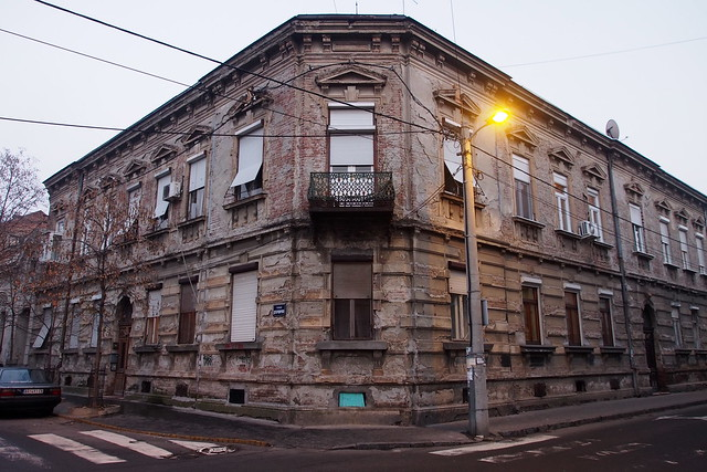 Novi Belgrade.