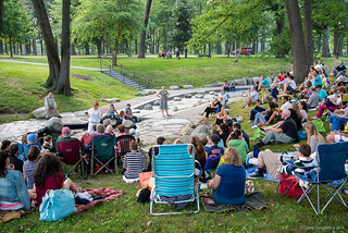 Shakespeare in the Park | by Corey Templeton