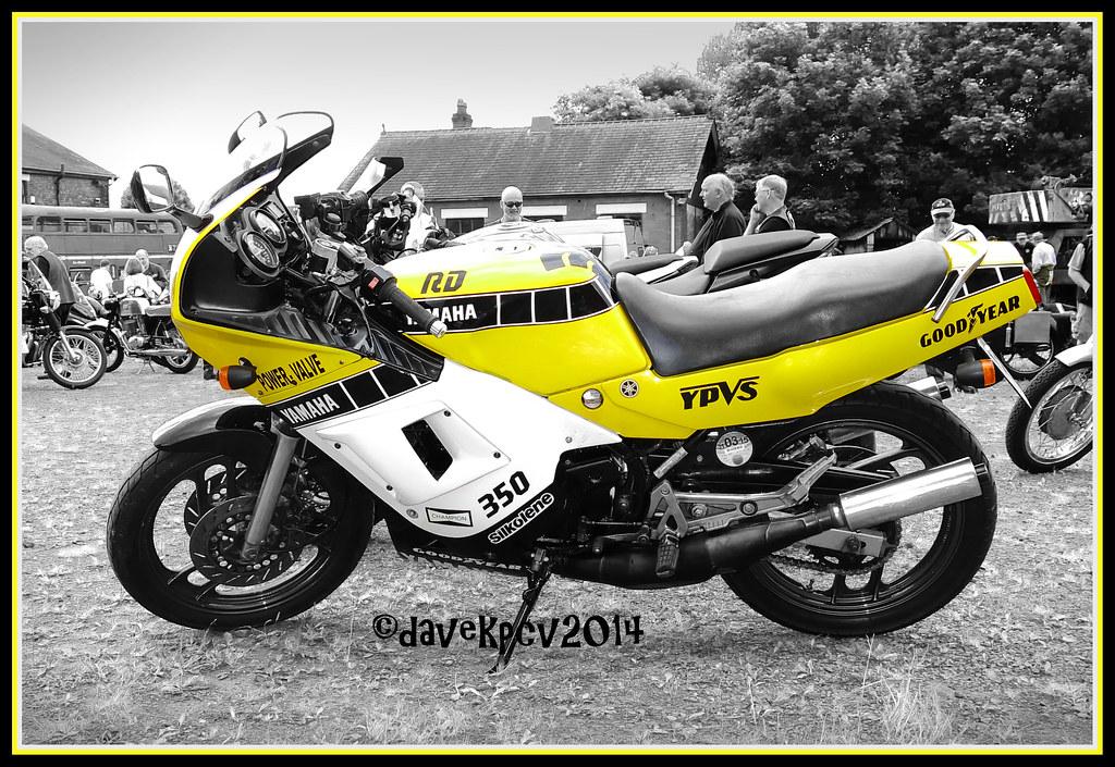 Brazilian Yamaha Rd 350 YPVS | The word Brazilian can mean a