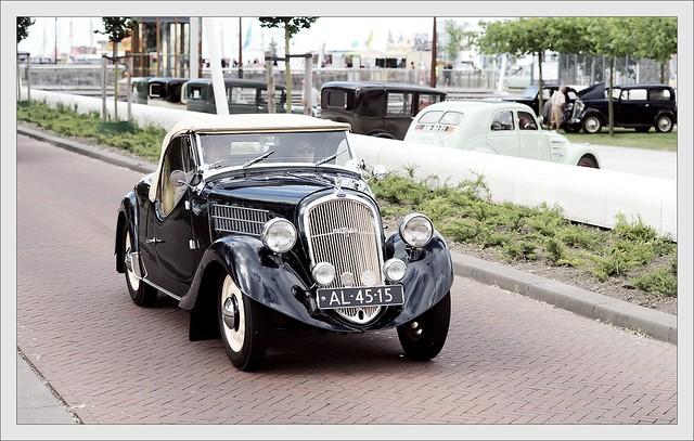 Skoda Popular II Roadster / 1935