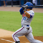 LJ Mazzilli swings away