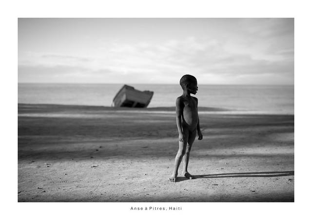 Anse à Pitres Haiti - Portrait - Photography