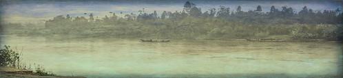 boats danang holidays mangojouneys riverscapes serenity texturescreens topazlabs trees vietnam