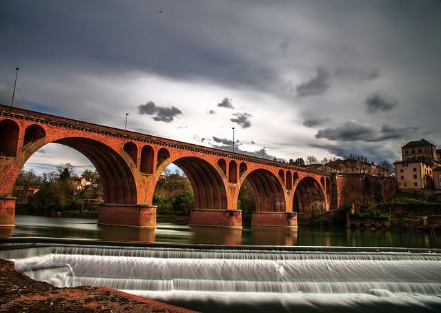 The Pont Neuf D'Albi