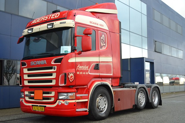 Scania R480 - Agersted Vognmandsforretning - XJ 92 258