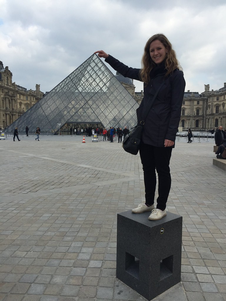 The Louvre | Photographer: Carla Planz '17