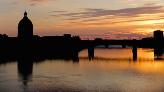 Burning Sunset - Toulouse | by maxime.bober