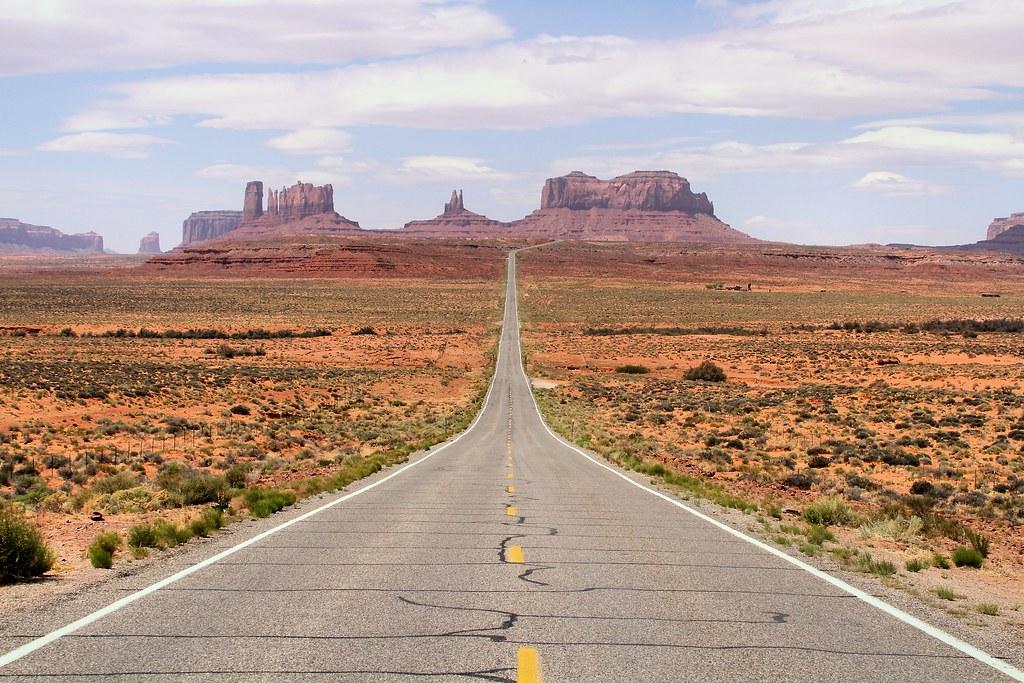 Monument Valley - Honeymoon - Explored :-)