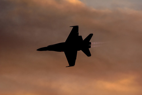 california sunset silhouette airport aircraft airshow socal hornet redlands rcaf cf18 2014 airfest afterburner royalcanadianairforce 6thanniversary hanger24