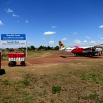 Mon, 06/02/2014 - 9:23am - The Lethem airport. Photo by Andrew Short.