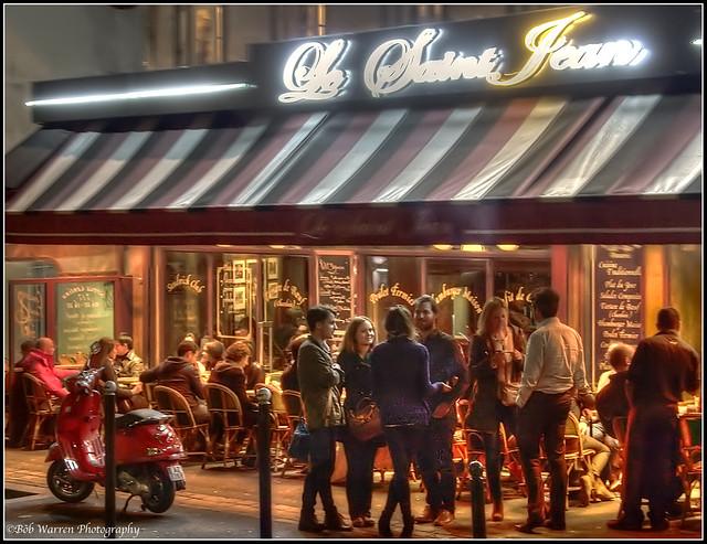 Le Saint Jean - Montmartre