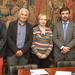 16/05/2014 - DeustoAlumni firma un convenio con la Asociación Cultura y Solidaridad del Instituto de Ocio