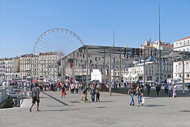 Le quai des Belges (Marseille)