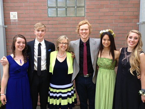 Gulf Islands Secondary School Grad | by Green Party of Canada