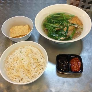 vegetarian_villas_yong_tau_foo | by littlegreenwok