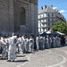 GRENOBLE - 24 mai 2014 - Opération Europe SANG Vivisection !