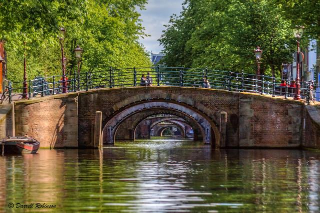Seven Bridges of the Reguliersgracht