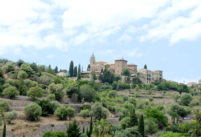 Valldemossa on Mallorca