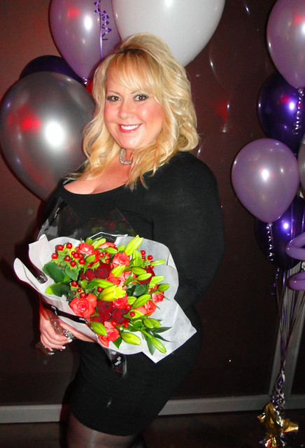 Lisa Marie Garbo celebrates 10 years of Club Bounce - Where size & style meet!