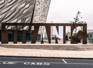 TITANIC BELFAST - A VISIT TO THE BIRTHPLACE OF THE TITANIC | by infomatique