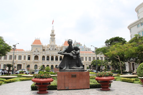 City Hall Ho Chi Minh City Vietnam | by Tips For Travellers