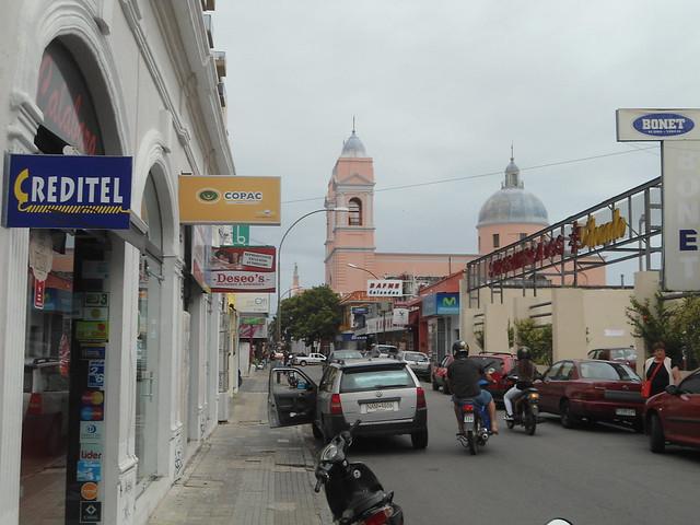 Ciclistas/Cyclists, Maldonado, Uruguay - www.meEncantaViajar.com