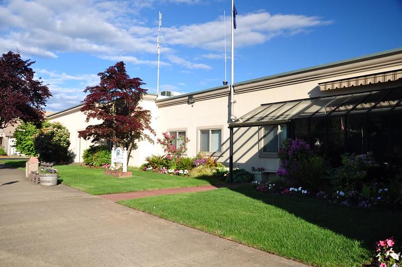 Sutherlin City Hall