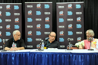 New York Comic Fest 2014: Paul Kupperberg, Victor Gorelick, and Craig Yoe | by Kendall Whitehouse