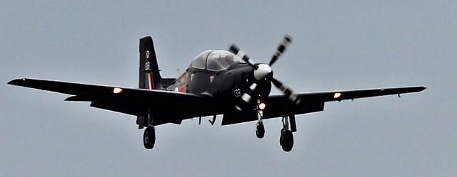 RAF Toccano ZF139