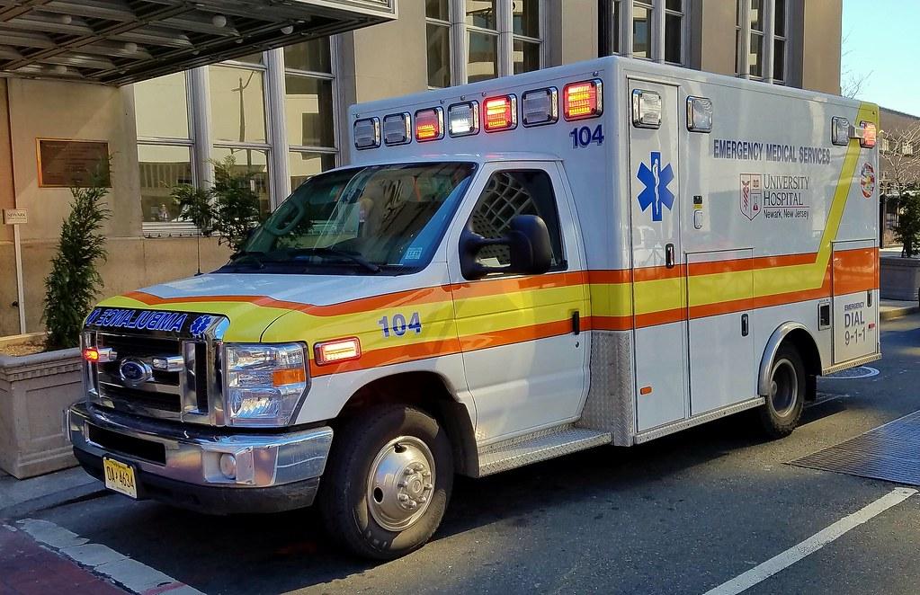 University Hospital EMS