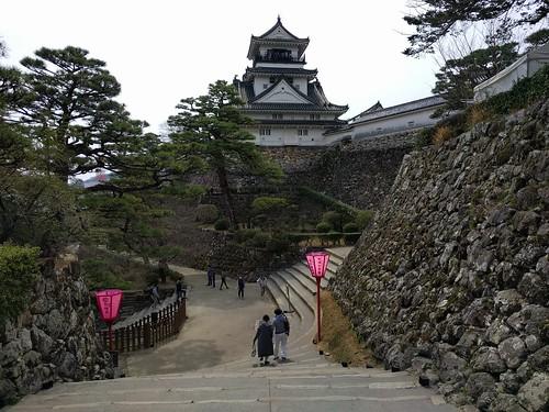 Kōchi castle | by x768