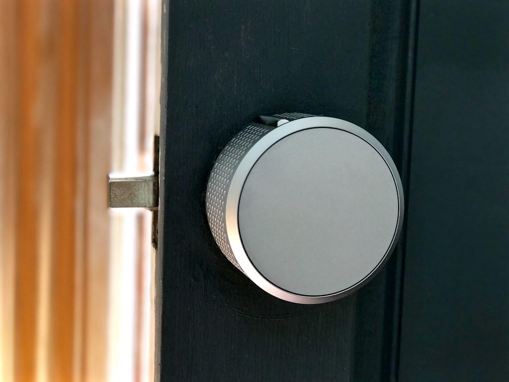 Charmant ... Smart Door Knob Interior   By Lynn Friedman