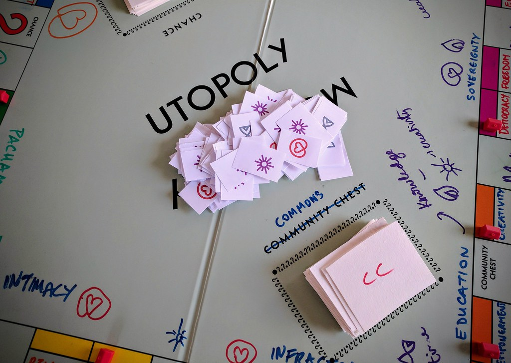 Utopoly, the Commons