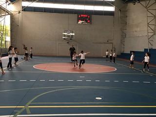 Esportes Integral - treino Integrando (abr/2017)