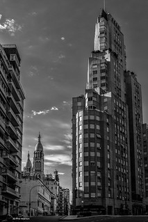 Congregación del Santísimo Sacramento and Edificio Kavanagh, Buenos Aires | by Phil Marion (176 million views - THANKS)