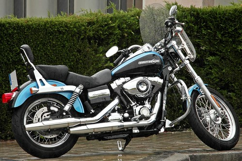 Harley Davidson Dyna Super Glide | by phantom-II