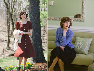 How We Wear Vintage // 1930's   by Boyer Family Singers
