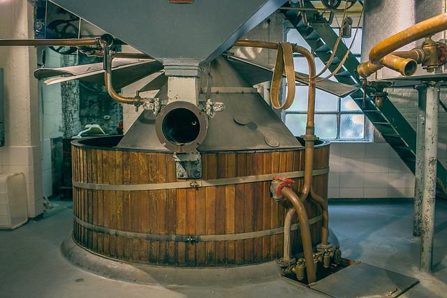 Visit to Brasserie Cantillon - 2014