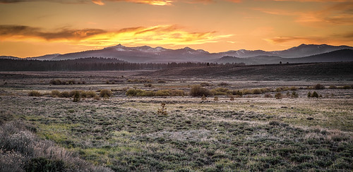 Martis Valley Sunset | by Images by Doug Jones