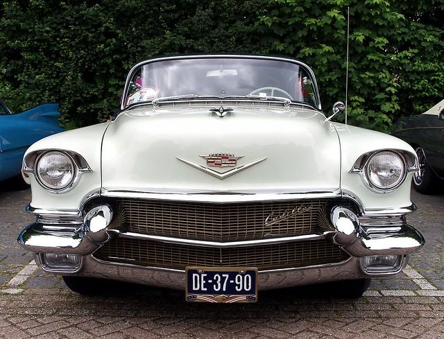 1956 Cadillac Coupe de Ville, Oldtimer Festival Axel