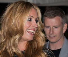 Cat Deeley & Patrick Kielty at the 2014 Glamour Awards