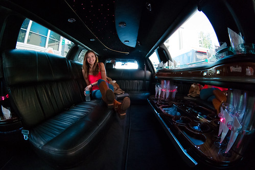 Deya in a Limo | by nan palmero