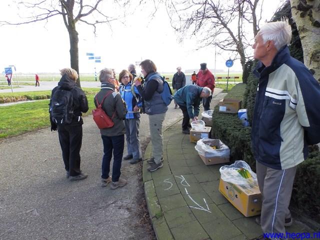 15-02-2014 Woerden 26 Km (87)
