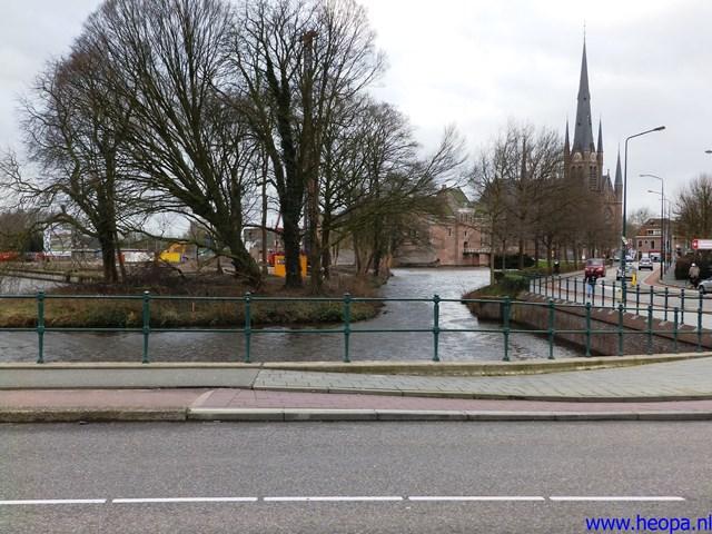 15-02-2014 Woerden 26 Km (58)